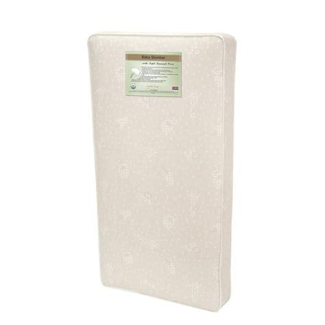 crib mattress length length of crib mattress foundations 174 professional