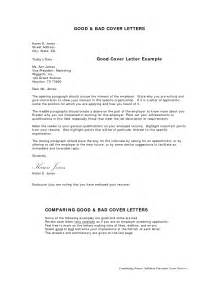 Exles Of A Great Cover Letter by Exle Cover Letter The Best Letter Sle