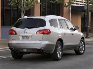 2007 Buick Enclave 2007 Buick Enclave Related Infomation Specifications