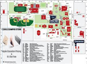 Dixie State University Map by Dixie State University Map My Blog