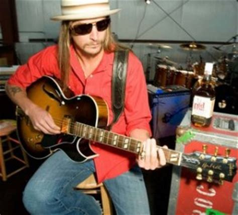 Kid Rock Sweepstakes - kid rock and red stag bourbonblog