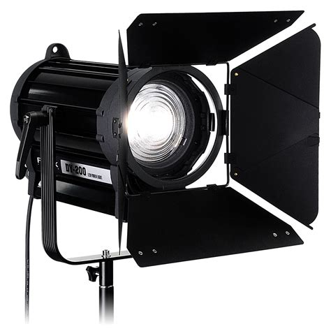 Fresnel Light by Fotodiox Takes Led To Tv Market With New Fresnel