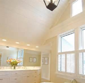 White beadboard bathroom vaulted ceilings white bathroom cabinets