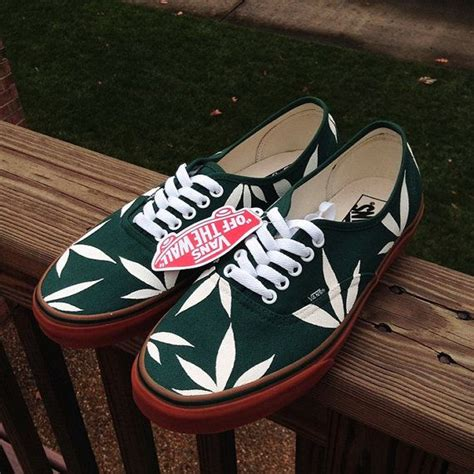 I Found Some More Leaf Shoes by 17 Best Images About Cannabis Shoe Style On