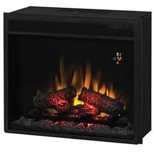 chimneyfree electric fireplace insert 23ef022gra walmart