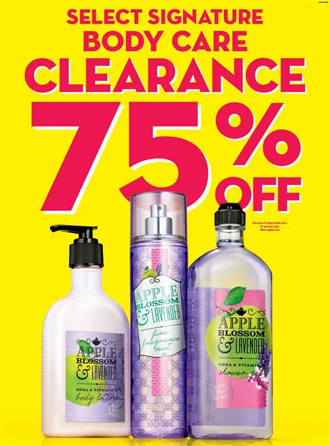 bed bath and body works hours bath works canada semi annual clearance sale save