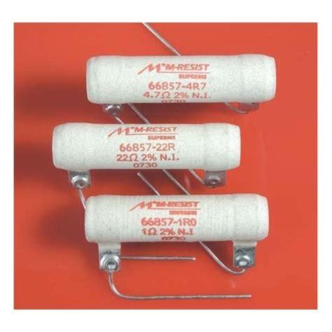mundorf metal oxide resistors resistor mox mundorf supreme 20w 4 7 ohm metal oxide fidelity components shop