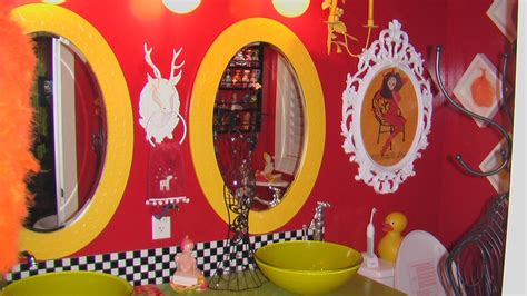 yellow and red bathroom red yellow bathroom red and yellow pinterest