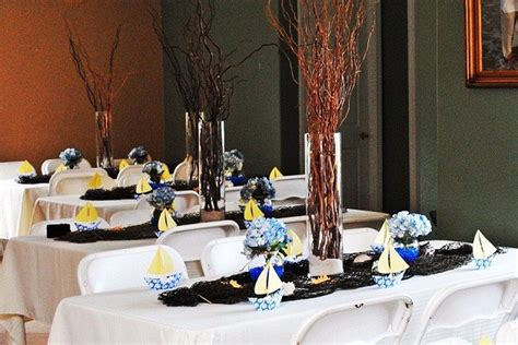 nautical baby shower decorations for home marceladick