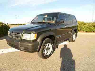 old car repair manuals 2001 isuzu trooper parking system service manual old car manuals online 2001 isuzu trooper on board diagnostic system service