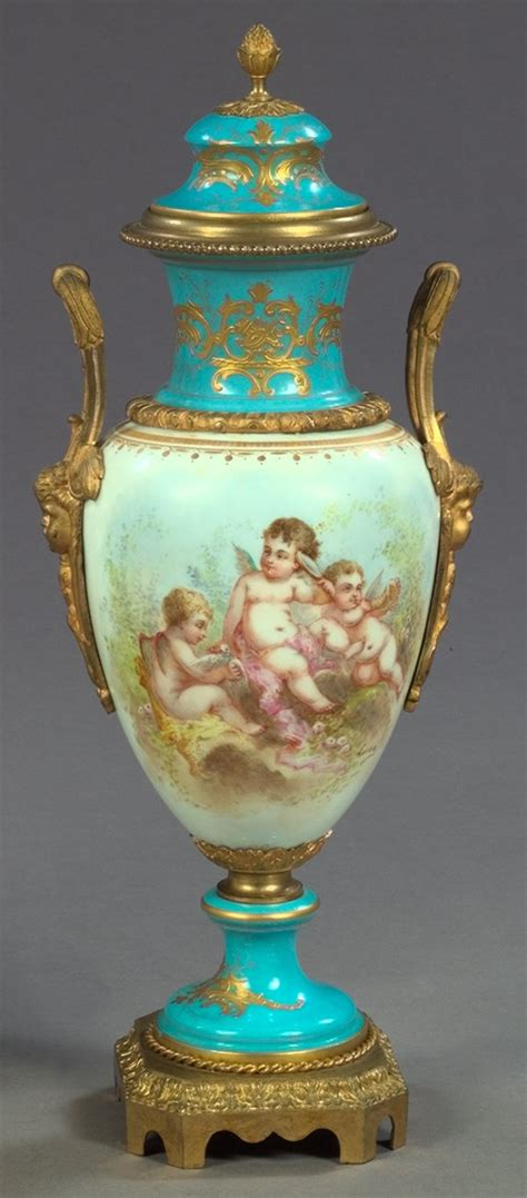 Sevres Vase by I A Pr Of Sevres Vases Any Idea Of Their Current Value