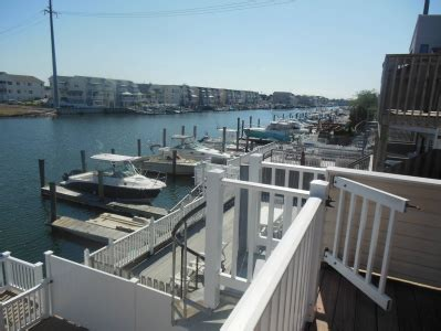 boat slips for rent wildwood nj water front condo in wildwood on the bay with boat slip