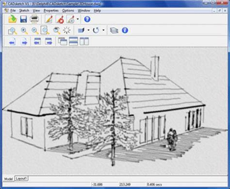free architectural drawing software architectural drawing free architectural drawing