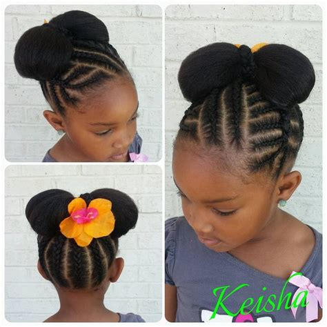 pretty kiddies hairstyles 17 best images about kids natural black hair on pinterest