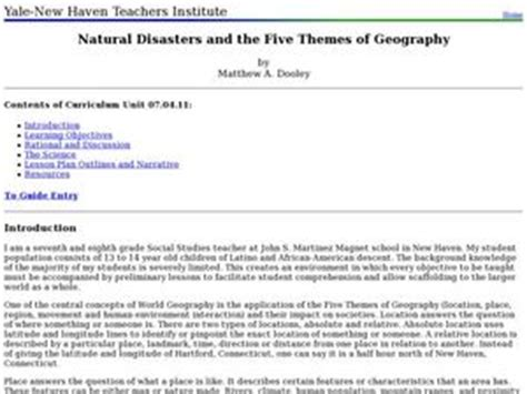 themes of geography lesson free 7th grade geography lesson plans 1000 images about