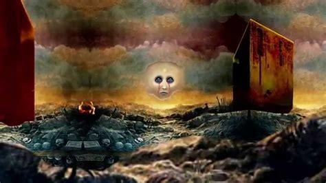 surrealist world of zdzislaw beksinski animation short film youtube