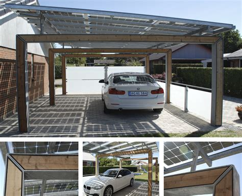 Solar Car Port by New Residential Solar Carport For Your Home