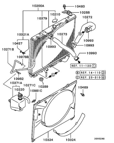 Kondensor Condensor Radiator Ac Mobil Mitsubishi Strada Triton Baru radiator hose condenser tank for 1996 2007 mitsubishi
