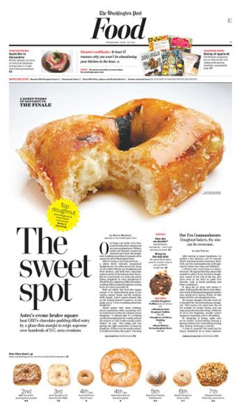 newspaper food sections 17 best images about designs that make us say quot wow quot on