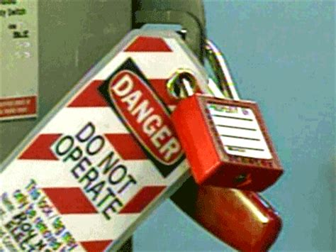 guide cadenassage csst lockout tagout written policy