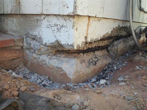 foundation repair experts concrete repairman