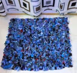 make a shag rag rug in a few hours homesteading and