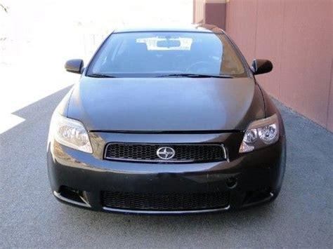 scion warranty sell used 2005 scion tc hatchback 2 4l manual warranty 70k