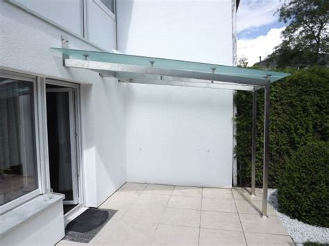 überdachungen terrasse glasdach terrassen 250 berdachung aus echtglas und edelstahl pfeilern