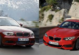 Bmw Series Differences Bmw 1 Series Vs 2 Series Coupe 0 Images Bmw 1 Series