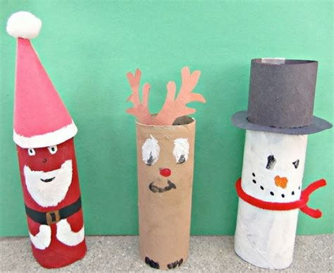 Paper Roll Crafts For Preschoolers - easy country crafts cheap and easy crafts for