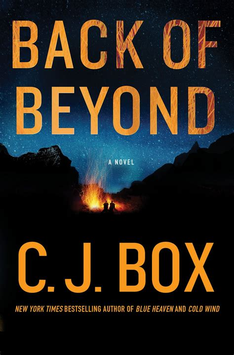 beyond east and west books back of beyond c j box books book reviews