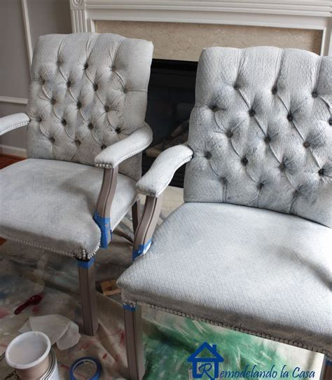 how to paint upholstery fabric 158 best painting upholstered furniture images on