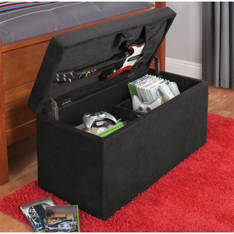 gaming storage ottoman gaming storage ottoman your zone gaming storage ottoman