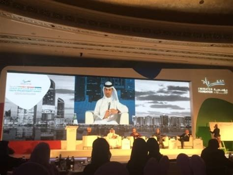 emirates youth foundation ff attends emirates foundation youth philanthropy summit