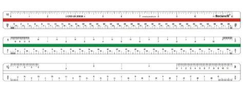 printable scale ruler 1 4 aluminum 12 quot imperial 3 32 3 16 1 8 1 4 3 8 1 2 3 4 1 1 1