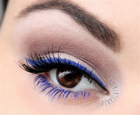 colored mascara 12 ways to teach you how to apply colored mascara pretty
