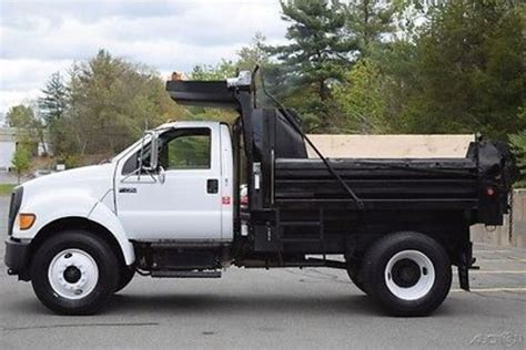 2006 Ford Truck by 2006 Ford F750 Dump Trucks For Sale 18 Used Trucks From