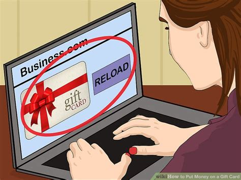 How To Put Money From A Gift Card Into Paypal - 3 ways to put money on a gift card wikihow