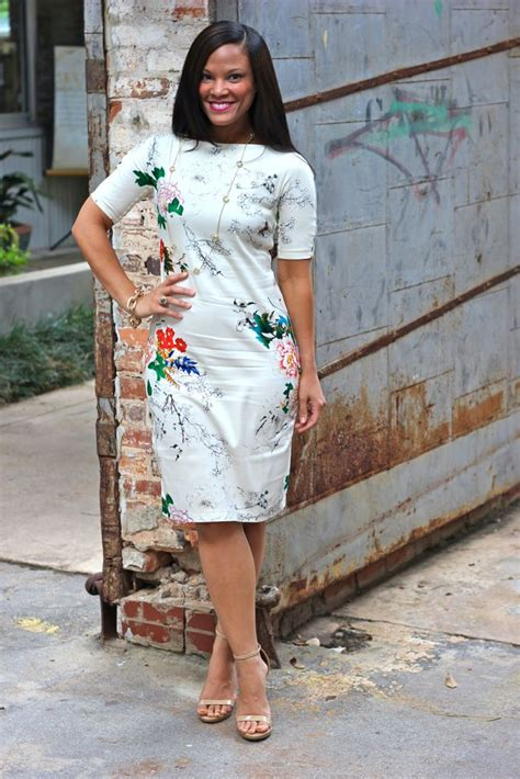 Z Dress zdress and the tale of the floral pencil dress stushigal