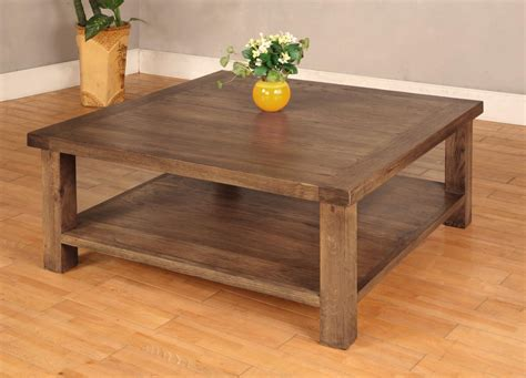Square Wooden Coffee Table Coffee Tables Ideas Impressive Square Wood Coffee Table Design Idea Storage Coffee Tables