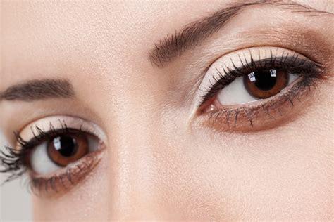 Schminktipps Braune Augen by Braune Augen Schminken So Strahlen Sie Erst Recht