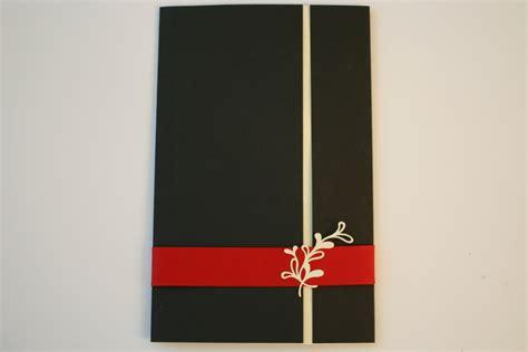 Easy Handmade Wedding Invitations - who to invite to ribbon cutting invitations ideas