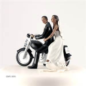 motorcycle get away cake topper wedding cake toppers wedding essentials wedding
