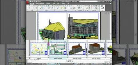 how to use layout view in autocad how to use the quickview layout in autocad 2009 171 software