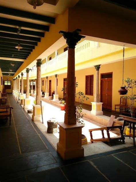 mutram traditional open courtyard   middle
