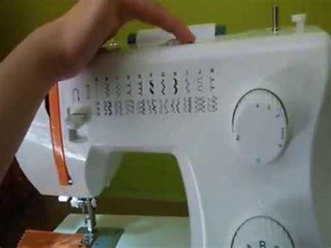 Mesin Jahit Butterfly tutorial mesin jahit cara pemakaian butterfly jh 5832a