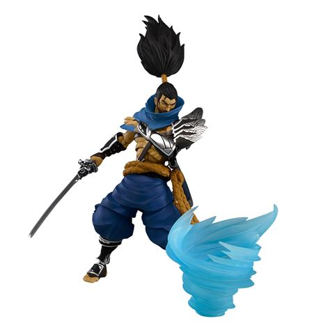 Figure Figma riot merch figma yasuo figures collectibles