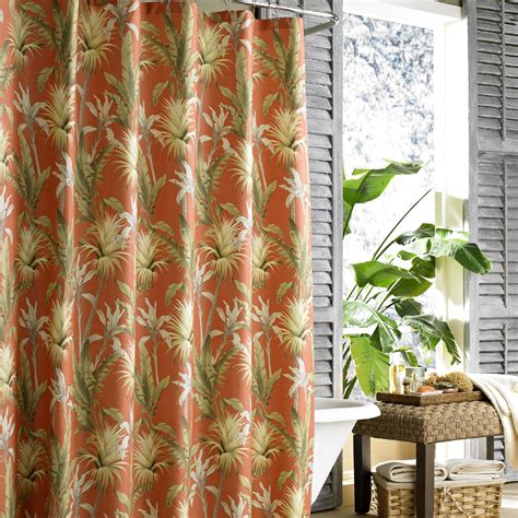 tommy bahama curtains drapes tommy bahama catalina shower curtain from beddingstyle com