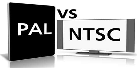 format video pal vs ntsc i like your pal stuff better than your ntsc stuff retro
