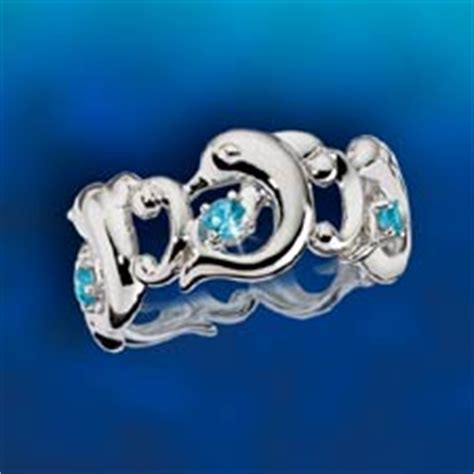 The Concorde Collection Dance Of The Dolphin Eternity Ring